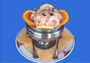 coctel marisco