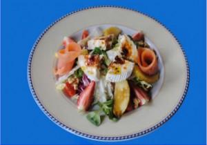 ensalada roquefort